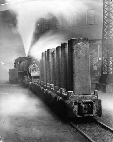 Ingot Mold Train | by Youngstown Steel Heritage