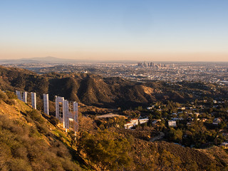 Hollywood Sign and Los Angeles | by eekim
