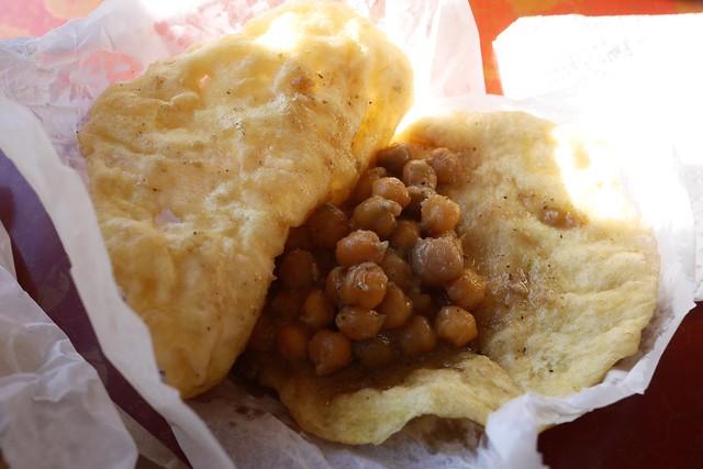 土, 2014-12-27 14:03 - Ali's Trinidad Roti