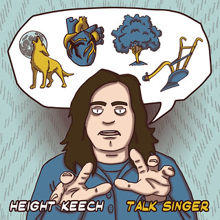 Talk Singer Album Cover | by Mike Riley
