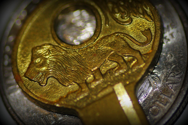 Macro Monday, January 26th: Smaller Than A Coin