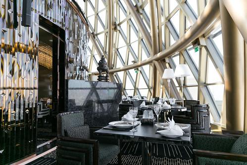 Inside Robuchon au Dôme | by City Foodsters