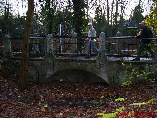 Baarn 40 Km    22-11-2008 (87)