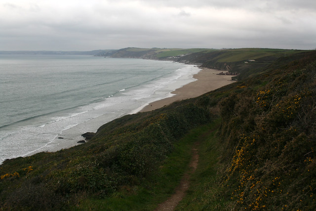 Whitsand Bay near Freathy