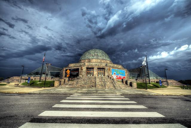 Adler Planetarium - Chicago - Illinois