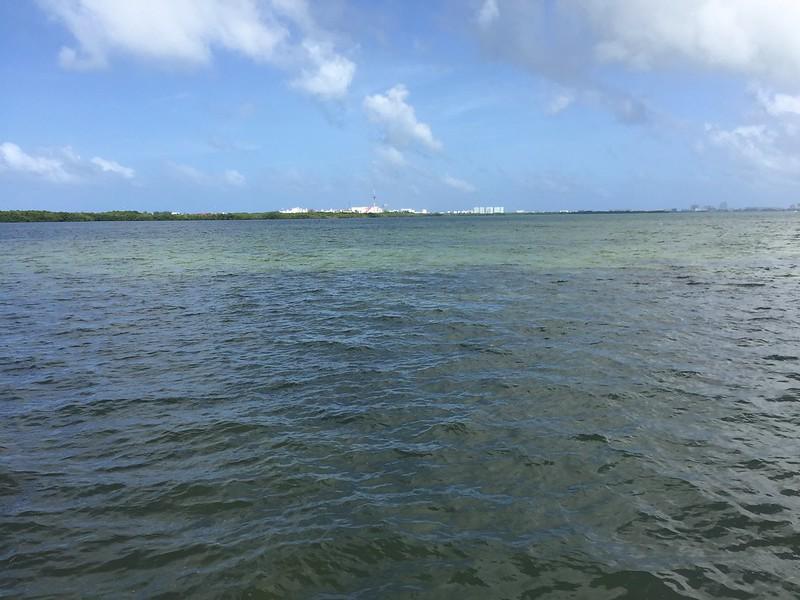 Laguna desde el Malecón