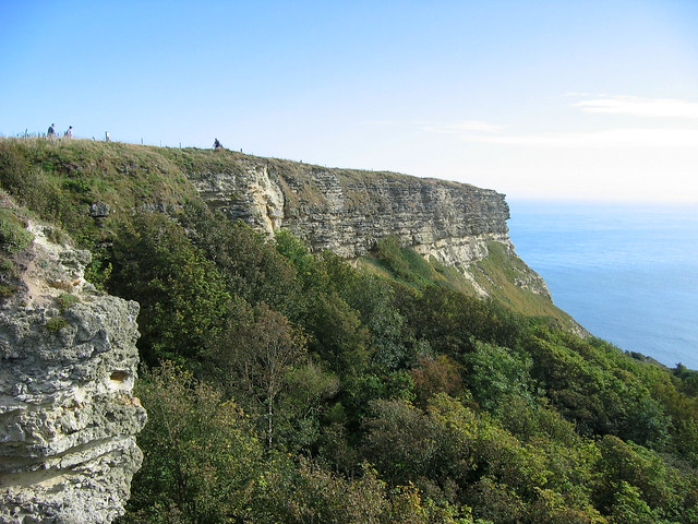 Gore Cliff, Isle of Wight