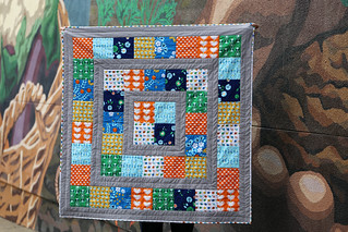 Storytime Squares Quilt | by Everyday Fray
