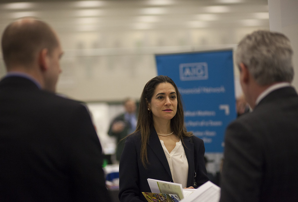 College of DuPage Hosts Career Fair 2015 14