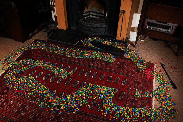 Dial M&M for Murder