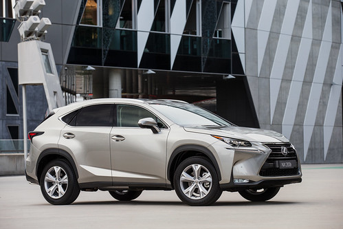 2015 Lexus NX 200t - First Drive | by The National Roads and Motorists' Association