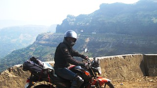 Riding to Malshej ghats, Maharshtra | by wanderingjatin