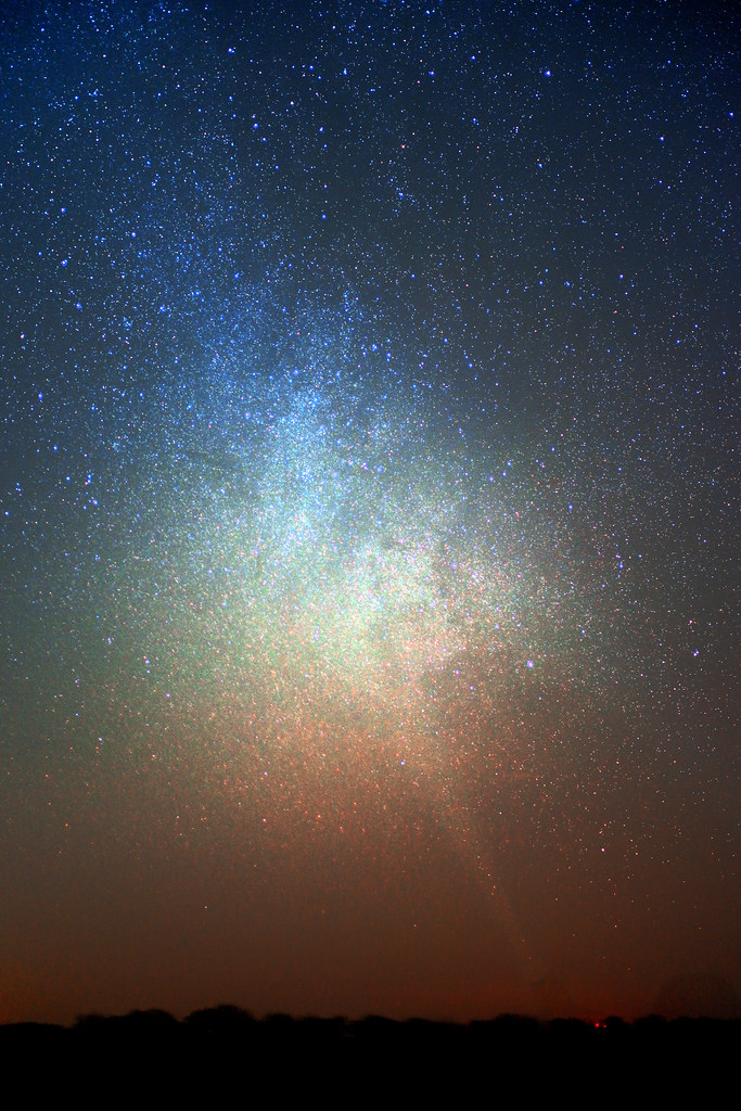 under a clear sky II