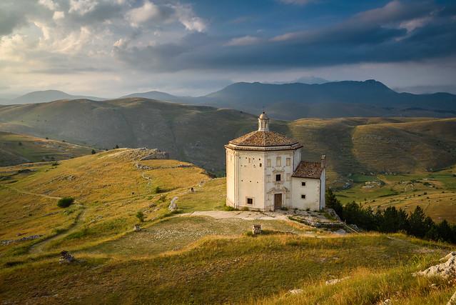 Rocca Calascio (AQ) - Santa Maria della Pietà