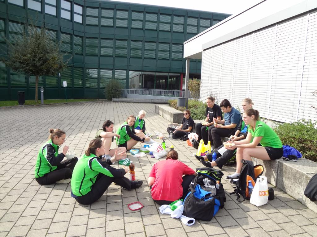 Trainingsweekend Damen 1