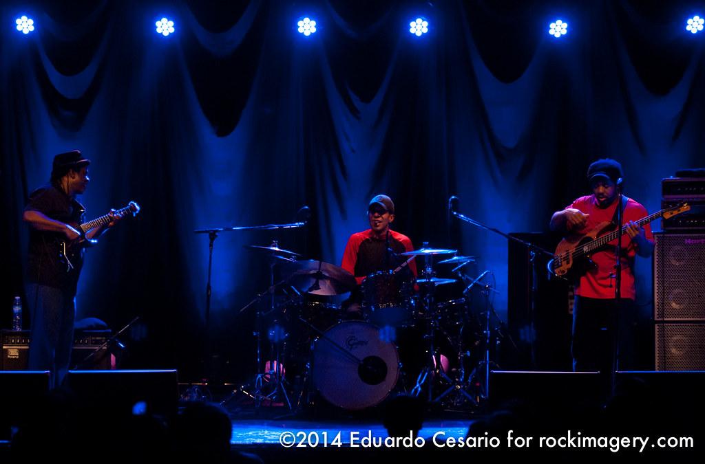 The Victor Wooten Trio