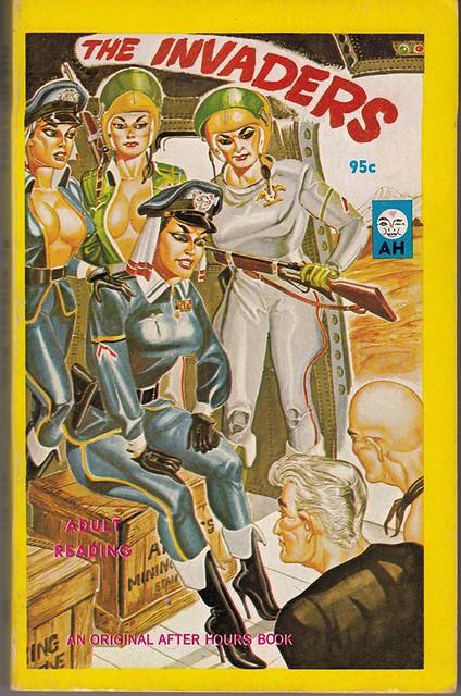 Gene Bilbrew does Science Fiction! Orignal 1966