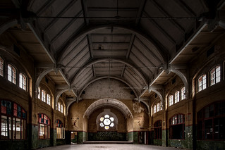 Old Gym | by Marco Nürnberger