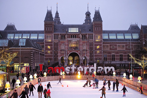 I amsterdam: Come Skating | by romanboed