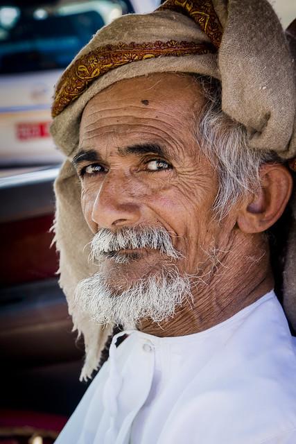 Sultanat d'Oman, février 2015