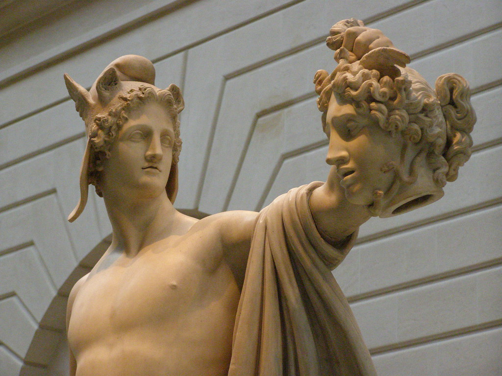 Antonio Canova Perseus With The Head Of Medusa 1804 1806
