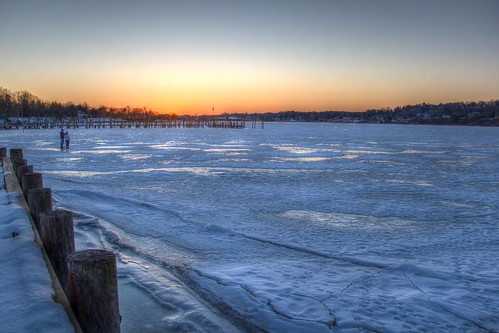 2015 winter victory park frozen navesink river rumson nj og hdr 365the2015edition 3652015 day58365 day58 27feb15
