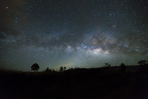 stars hawaii maui nightsky kula milkyway