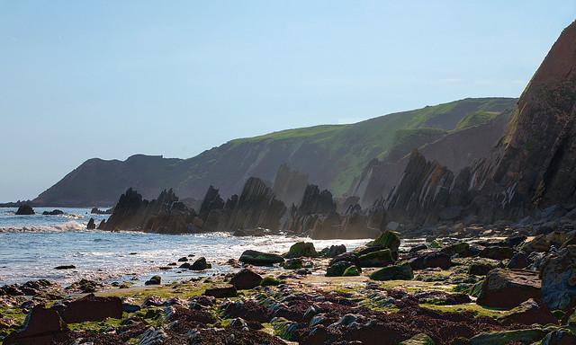 Raggle Rocks, Pembrokeshire