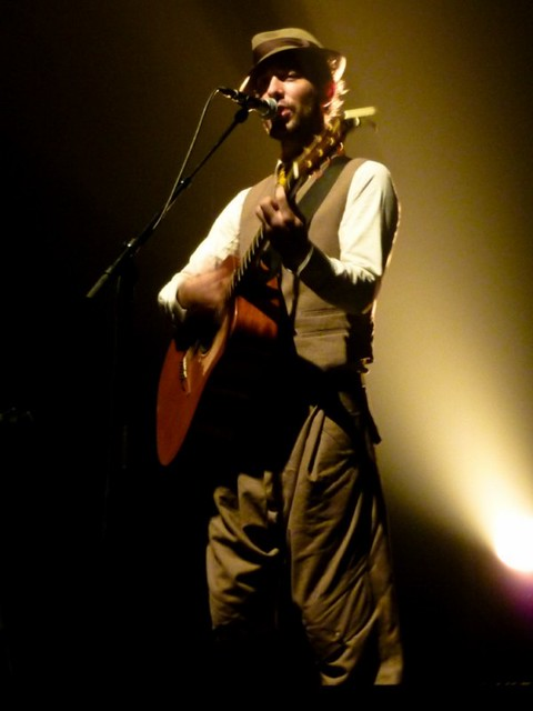 Charlie Winston - Zénith, Montpellier (2010)
