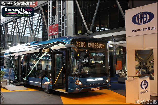 Heuliez Bus GX 337 Elec