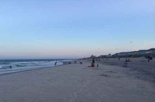 2016 potd beaches carolinabeach northcarolina evening atlantic 1000views