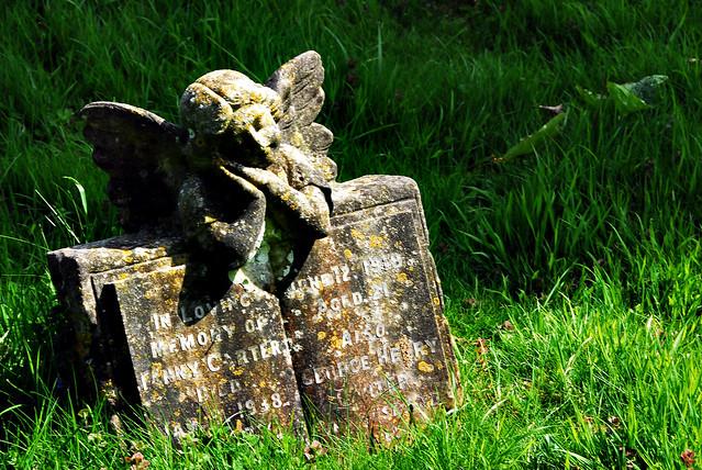 St. Marys Churchyard, Sevington