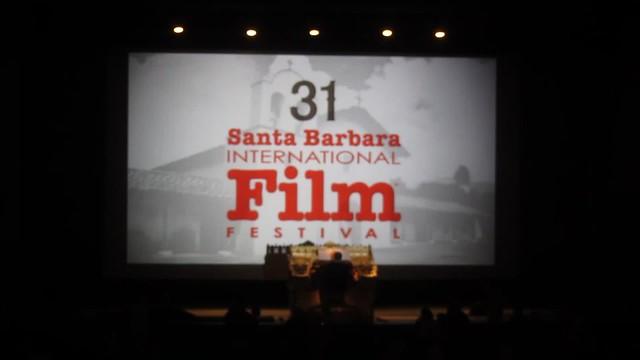 MVI_0988 31st Santa Barbara film festival Arlington theatre organ after Robin Hood