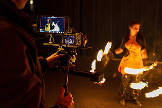 Feuerfeen (fire fairies) filmed in 4K with Sony A7S and Atomos Shogun - DSC03248 | by H.Hackbarth