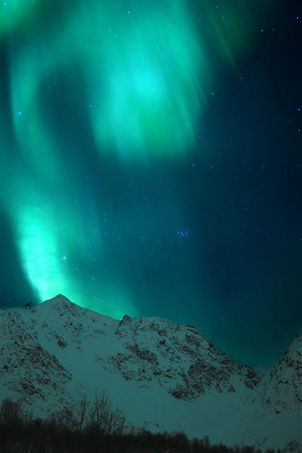 7/52 - Aurora Borealis Norway