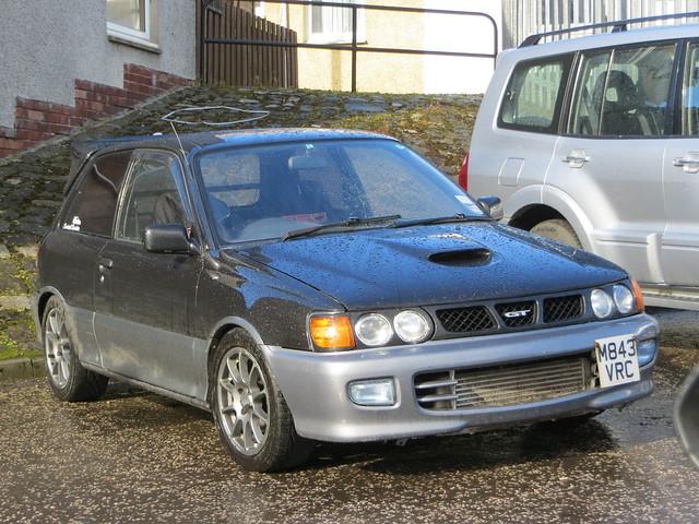 1995 Toyota Starlet 1.3 GT