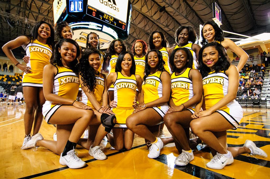 Xavier University Louisiana >> Xavier University Of Louisiana Defeats Dillard In The Annu