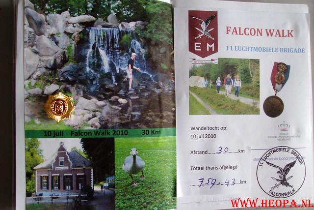 10-07-2010                Falcon Walk      30 Km (92)