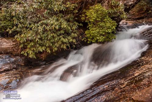 longexposure nature water georgia waterfall rocks unitedstates helen northgeorgia whitecounty dukescreekfalls thesussman sonyslta77 sussmanimaging
