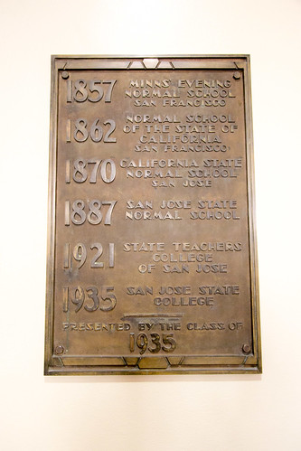 San Jose State History