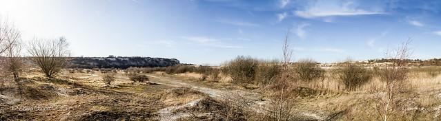 Houghton Regis Pit Panorama