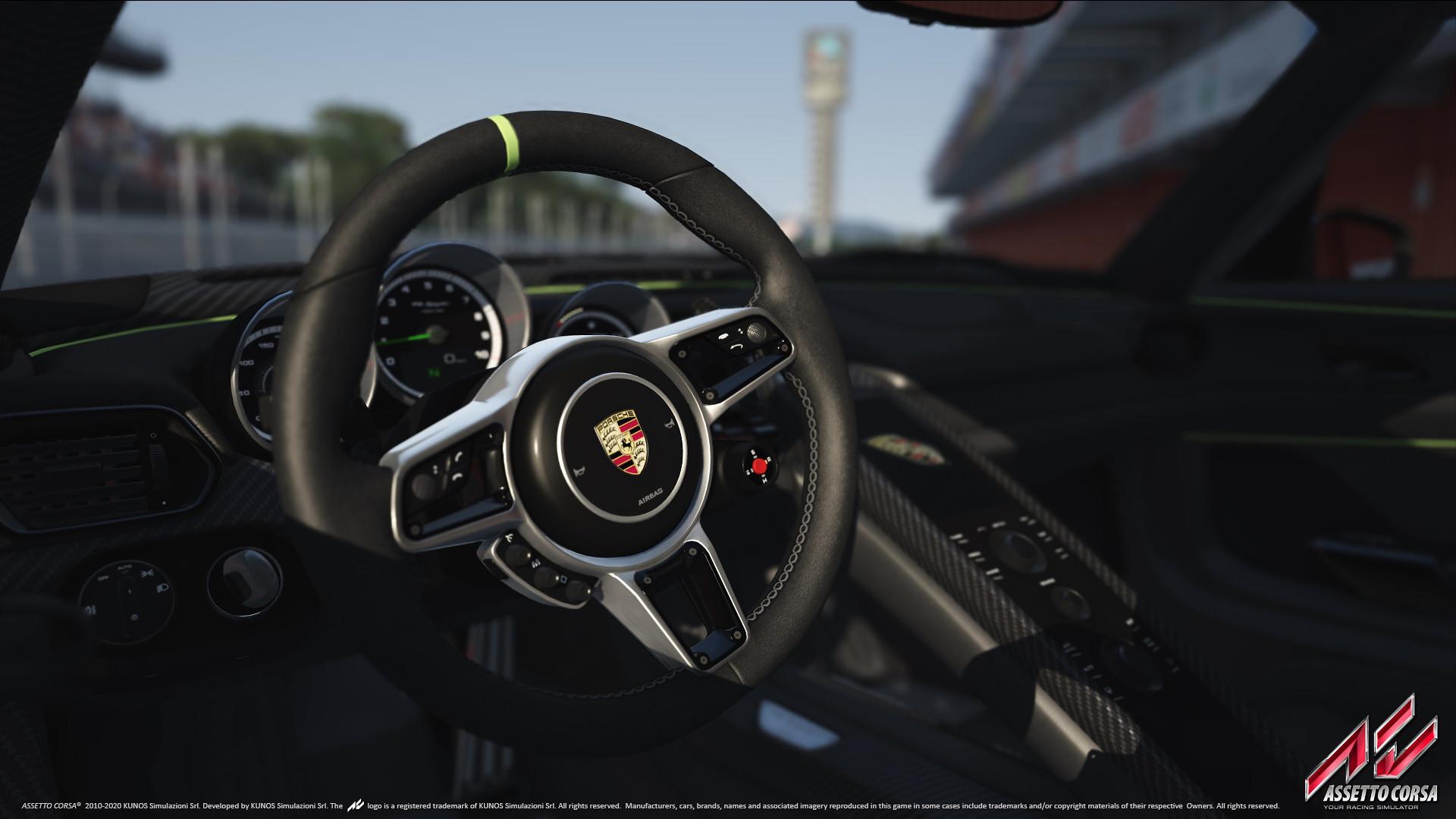 Porsche DLC 6