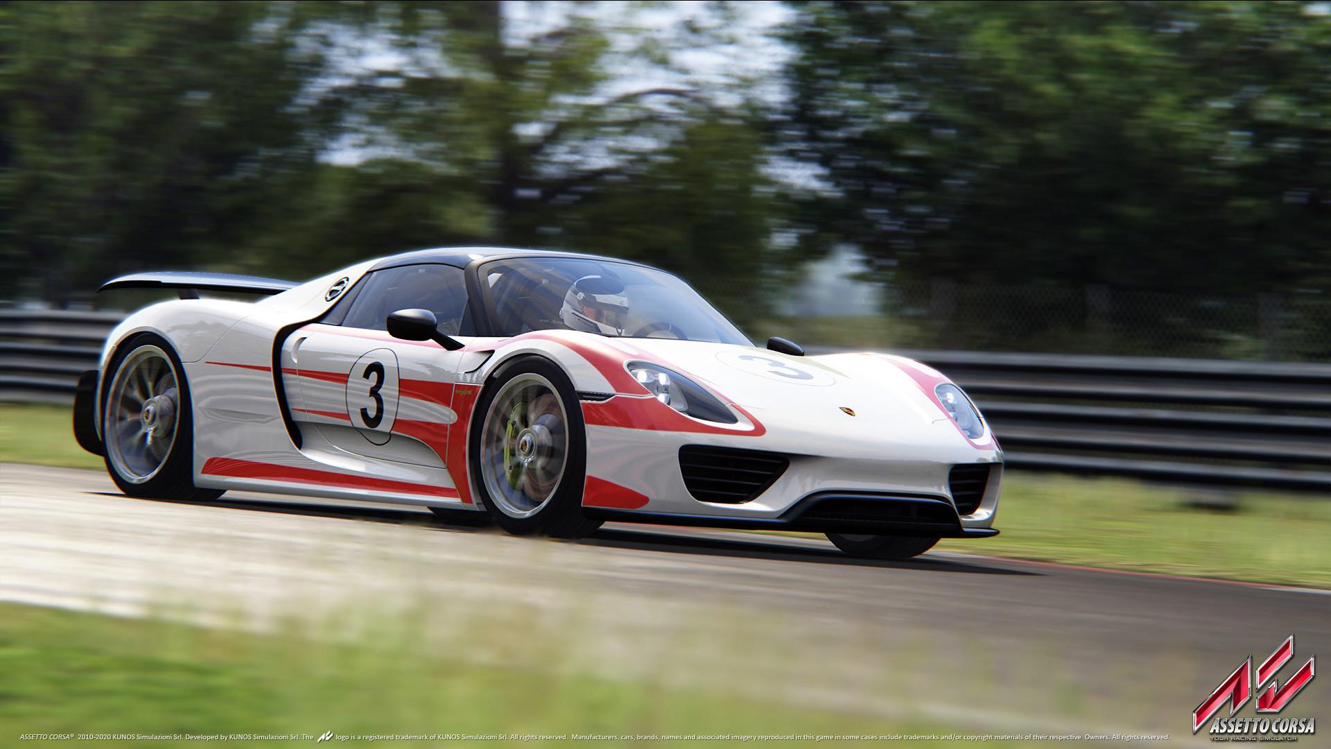 Porsche DLC 2