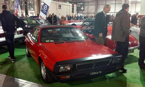 Lancia Beta Montecarlo Targa 1980