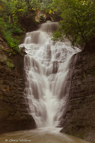 ontario canada water long niagara falls cascade exposure vertical hamilton escarpment westcliffe