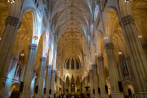 Saint Patrick's Cathedral | by nan palmero