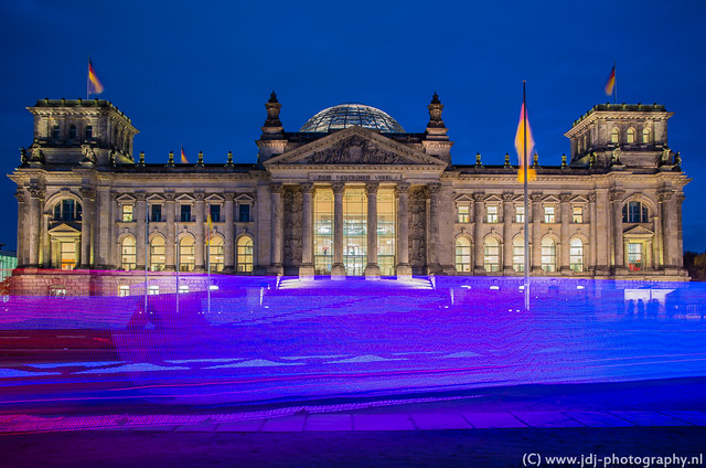 Discotheque at the Reichstag
