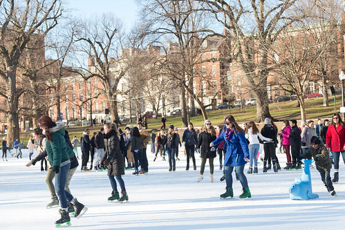 Ice Skating - Boston Common Frog Pond | by Massachusetts Office of Travel & Tourism