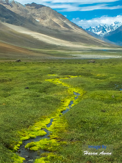 Stream of Broghil Valley