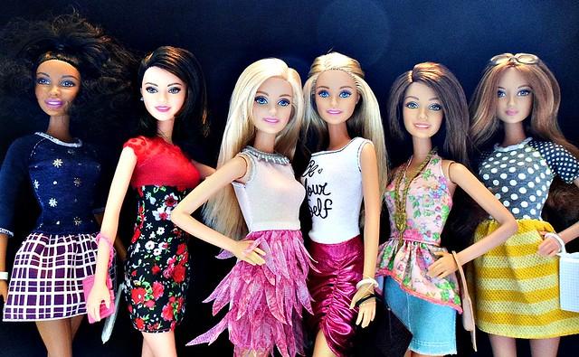 Barbie Fashionistas 2015